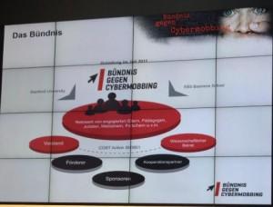 Bündnis gegen Cybermobbing - Das Bündnis